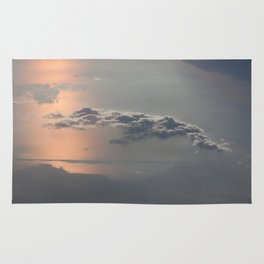 Sailing the Clouds Rug