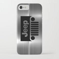 jeep logo iPhone 7 Slim Case