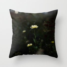 Flower Photography by Sami Hobbs Throw Pillow