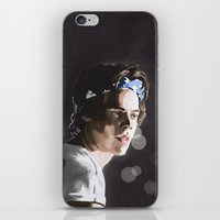 harry iPhone & iPod Skins featuring Harry by Judit Mallol