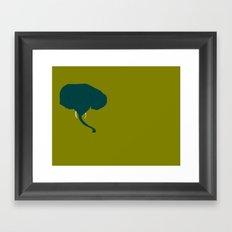 Elephanté Framed Art Print
