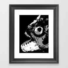 Piranha Framed Art Print