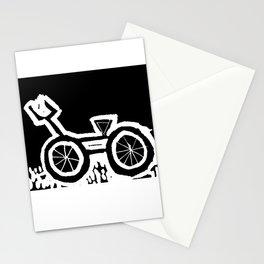 Love my bike Stationery Cards