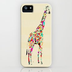giraffe iPhone (5, 5s) Slim Case