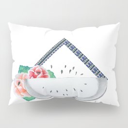 La Sandía from the series Lotería Pillow Sham