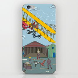 First Flight 1903 iPhone Skin