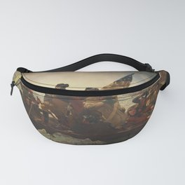 Washington Crossing the Delaware Fanny Pack