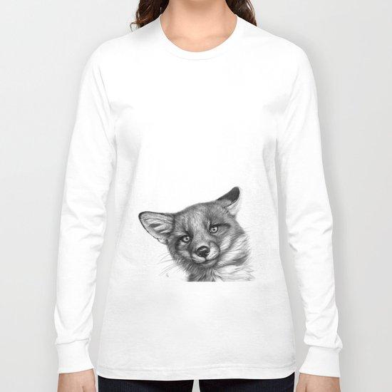 Fox Cub G139 Long Sleeve T-shirt