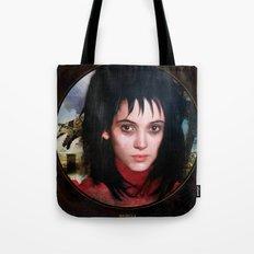 Lydia Deetz Tote Bag