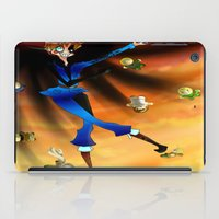 hetalia iPad Cases featuring Where The Crazy Is by InsianCat