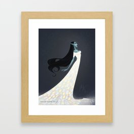 Baobhan Sith Framed Art Print