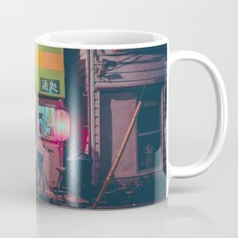 Tokyo's Ramen Restaurants Coffee Mug