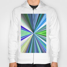 525 - Abstract Design Hoody