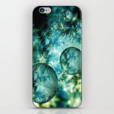 Mystery Worlds iPhone Skin