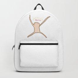 Honest Blob - Butts Backpack