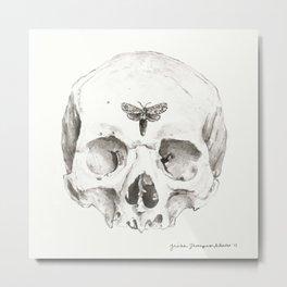 An Omen Metal Print