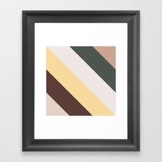 Tones of Autumn Framed Art Print