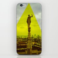milan iPhone & iPod Skins featuring Milan by natsnats