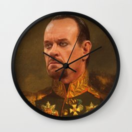 the undertaker - Replace face Wall Clock