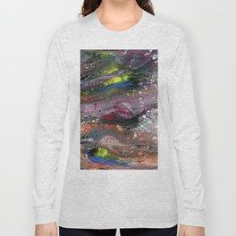 Indigo Flow Long Sleeve T-shirt