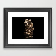 bone void Framed Art Print