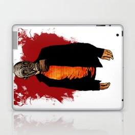 The Haunted Hunter Laptop & iPad Skin