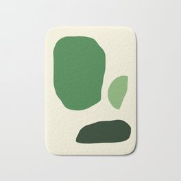 Blobby No.6 Bath Mat