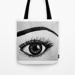 That Eyes Tote Bag