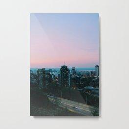 hamilton Metal Print
