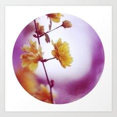 May. Art Print