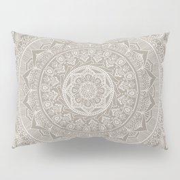 Mandala - Taupe Pillow Sham