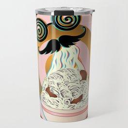 Mad ramen eater Travel Mug