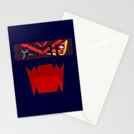 Senketsu - Kill La Kill Stationery Cards