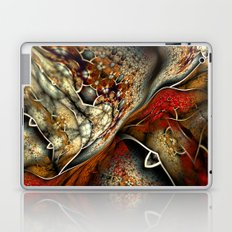 Glynnia Fractal Art Laptop & iPad Skin