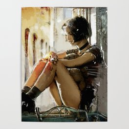 Mathilda - Leon the Professional Poster