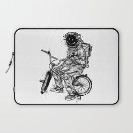 Void in Space (Blk) Laptop Sleeve