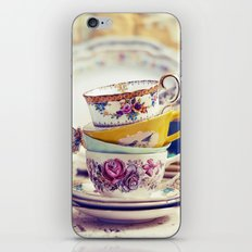 Tea Party iPhone & iPod Skin