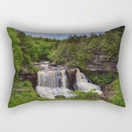 Old Black Water, Keep On Rollin' Rectangular Pillow