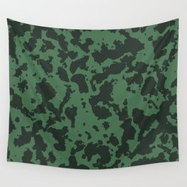 Military pattern Wall Tapestry
