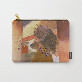 Well Who are You? Carry-All Pouch