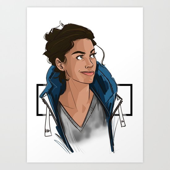 Lexy Price Art Print