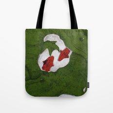 Underwater Crocs Tote Bag