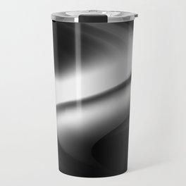 DREAM PATH (Black & Grays) Travel Mug