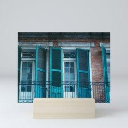 French Quarter Blues, No. 1 Mini Art Print