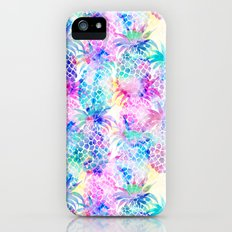 Pineapple Dream iPhone (5, 5s) Slim Case