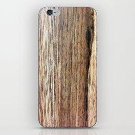 Madera I iPhone Skin