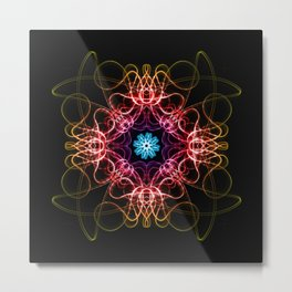 From The Deep Metal Print