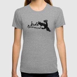 Jude Nevermind logo T-shirt