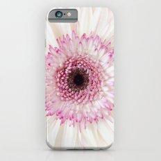 Pink gerbera Slim Case iPhone 6s