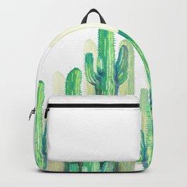 cactus vertical Backpack